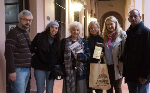 Agmer acompañó la presencia de Estela de Carlotto en Concepción del Uruguay