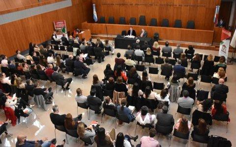 Comenzaron las jornadas por los 10 años del sistema penal en Entre Ríos