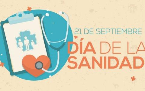 Hoy se celebra el Día de la Sanidad